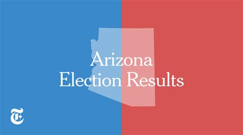 Arizona Election Results 2016 – The New York Times