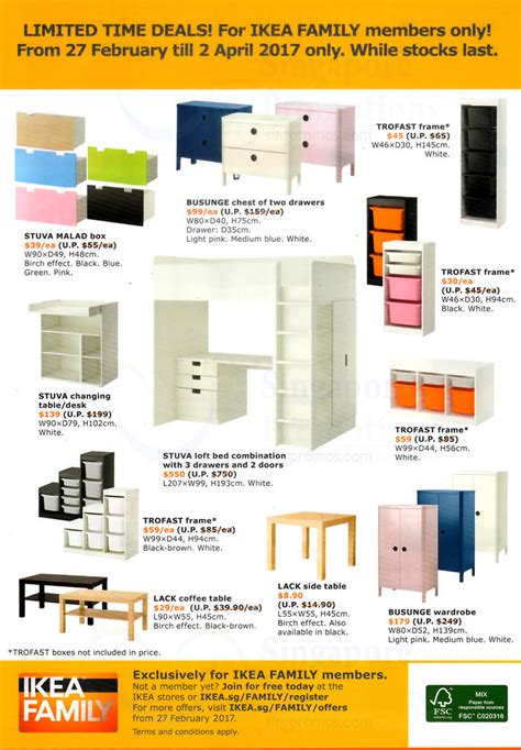 Save up to $200 with IKEA's upcoming promo offers from 27