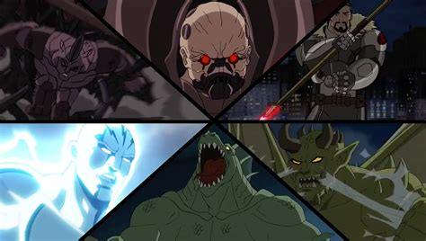 ULTIMATE SPIDER-MAN VS THE SINISTER 6 1x01 Promo - Spidey