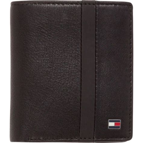 Tommy Hilfiger Portemonnaie »STRIPED N/S TRIFOLD« | OTTO