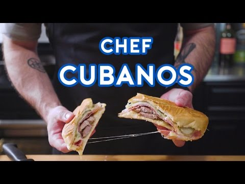 Cubanos inspired by Chef | Recipes, Food