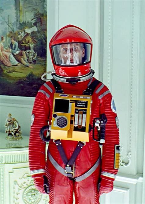 Dave Bowman (Keir Dullea) / 2001: A Space Odyssey   Space