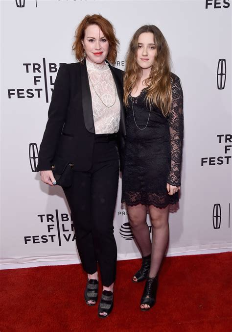 Molly Ringwald, Mathilda Gianopoulos - Molly Ringwald and
