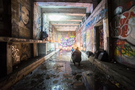 20 of NYC's Abandoned Subway Stations, Levels and