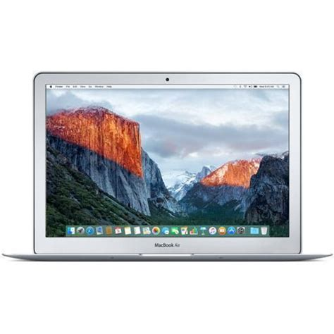"""MacBook Air 13"""" (Anfang 2015) - Core i5 1,6 GHz - SSD 256"""