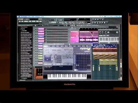 FL Studio For Mac OS X (Sneak Preview) – Did Hell Just