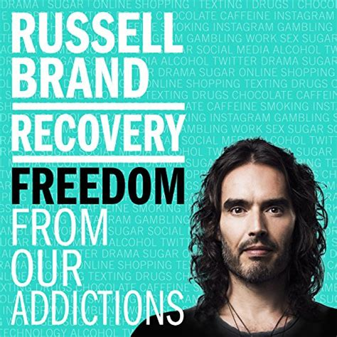 Recovery Livre audio | Russell Brand | Audible
