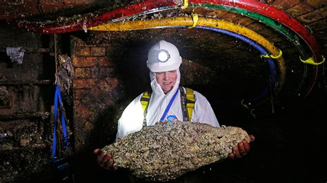 London's growing number of giant fatbergs blamed on