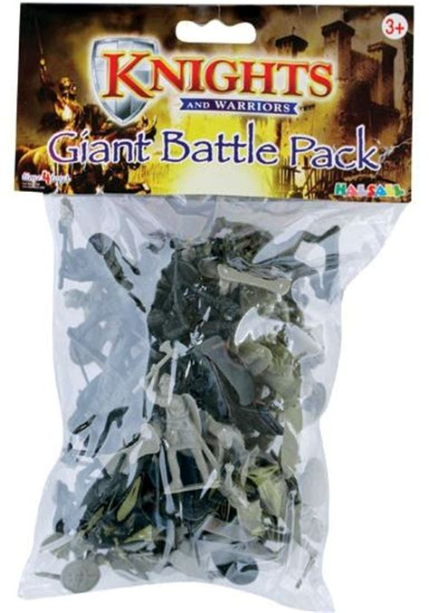 Comaco Toys - Toy Knights Figures Giant Battle Pack