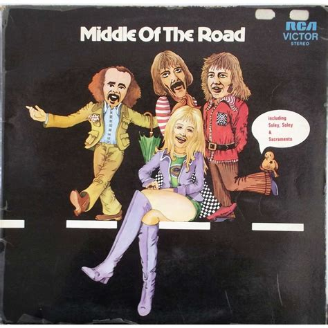 Acceleration by Middle Of The Road, LP with vinyl59 - Ref