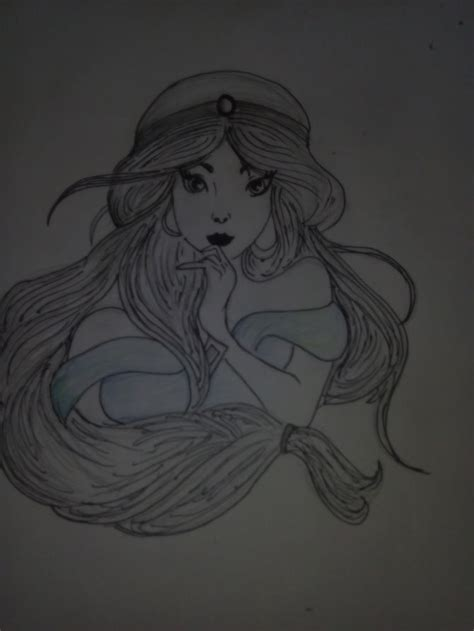 How to Draw Disney Princesses: 14 Steps (with Pictures