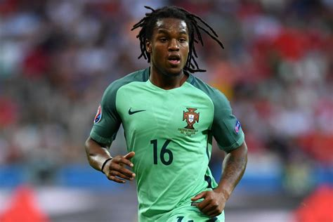Renato Sanches ignores racist comments about age, will