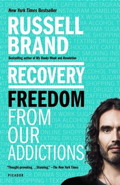 Recovery: Freedom From Our Addictions, Book by Russell