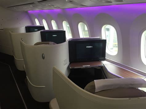 Review: Saudia 787 Business Class Jeddah to Manchester