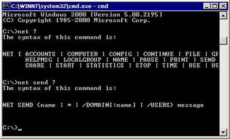 How to mount Windows share from command line (cmd