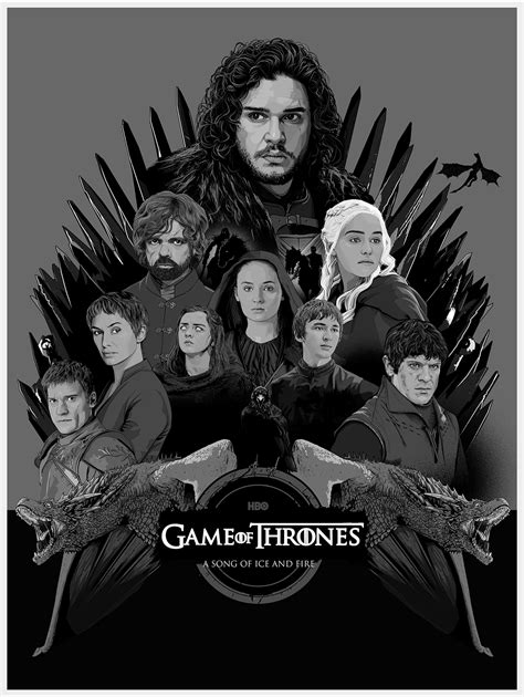 GAME of THRONES on Behance