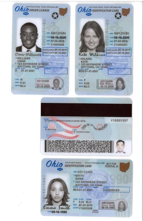 Ohio to offer new driver's licenses July 2 - News - The