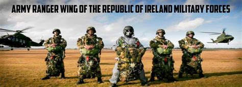 Army Ranger Wing of the Republic of Ireland Military