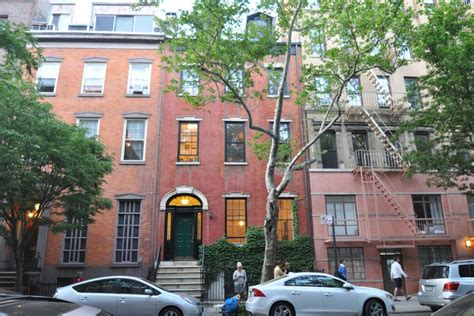 West Village townhouse with 'one of the finest Federal