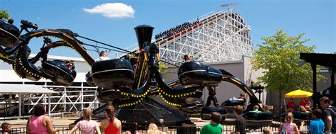 11 original Kings Island rides that are still around today