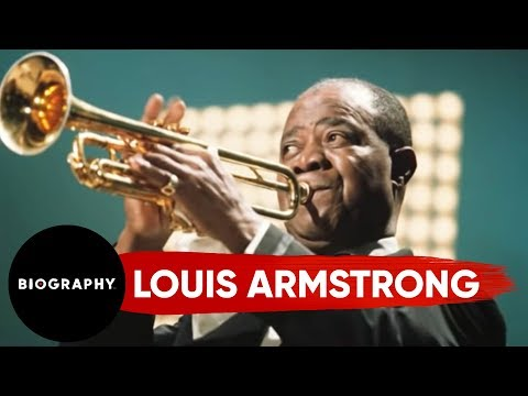 Louis Armstrong Steckbrief