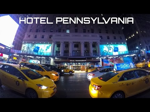 TRUMP SOHO - PENTHOUSE SUITE TOUR - (Now called The