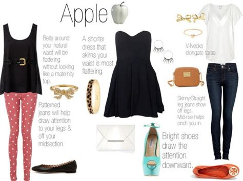 How to Dress for Your Body Type: Apple | Apple body shape