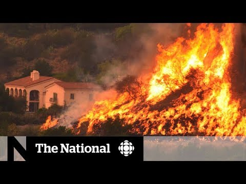 California's Future In The Age Of Wildfires   On Point