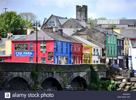 Killorglin at the Ring of Kerry, Kerry, West coast