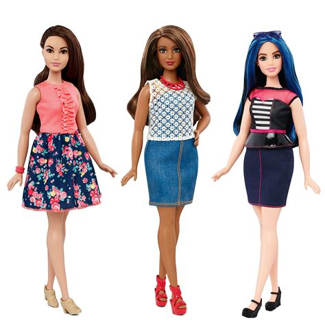 Meet Mattel's New Collection of Diverse and Body-Positive
