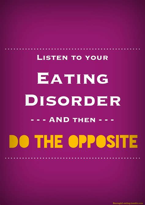 Anorexia Inspirational Quotes