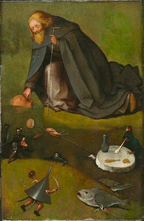Hieronymus Bosch Is Credited With Work in Kansas City