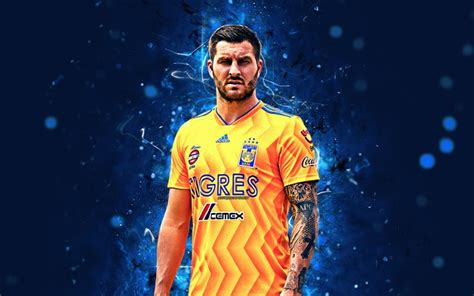 Download wallpapers Andre-Pierre Gignac, 4k, abstract art