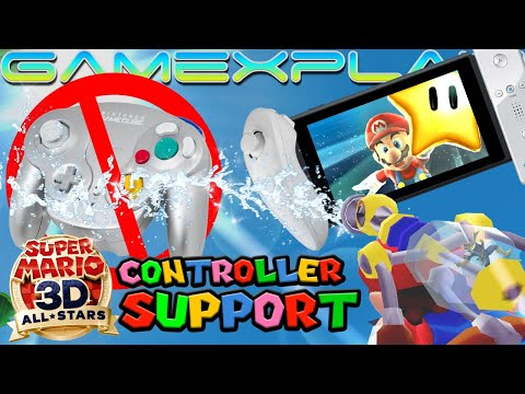 Super Mario 3D All-Stars Review   Shooting stars fail to