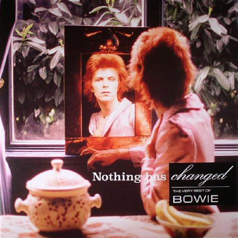 David Bowie - Nothing Has Changed (2014, Vinyl)   Discogs